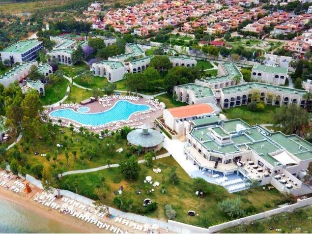 Aurum Didyma Spa   Beach Resort